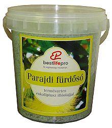 Parajdi fürdősó, eukaliptusz, 1 kg