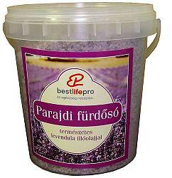 Parajdi fürdősó, levendula, 1 kg