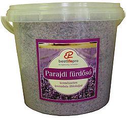 Parajdi fürdősó, levendula, 3,5 kg