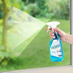 Párastoppos üvegtisztító