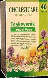 Pavel vana cholestcare herbal tea 40 filter, 64 g