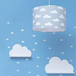 Polc - felhőcske - fehér