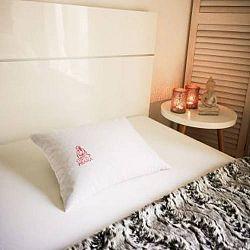PRANA Basic Polisztirol gyöngy alvópárna 40x40 cm