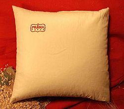 PRANA Premium Tönkölyhéj alvópárna 40x40 cm + utántöltő