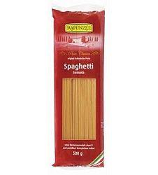 Rapunzel bio Durumdarás fehér spagetti, 500 g
