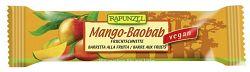 Rapunzel bio Gyümölcsszelet, mangó-baoab, 40 g
