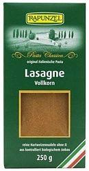 Rapunzel bio Teljes kiőrlésű lasagne tészta, 250 g