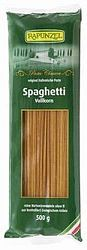 Rapunzel bio Teljes kiőrlésű spagetti, 500 g