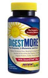Renew Life DigestMORE emésztőenzim 135db