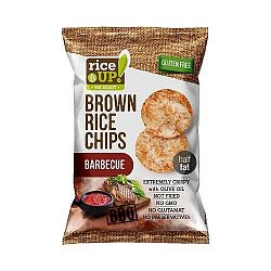 RICE UP RIZS CHIPS BARBECUE ÍZŰ, 60 g