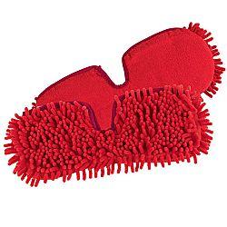 Rugalmas, permetezős felmosó - piros színben