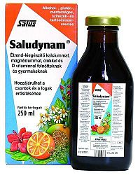 Salus Saludynam szirup, 250 ml