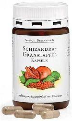 Sanct Bernhard Schizandra-gránátalma kapszula, 90 db