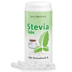 Sanct Bernhard Stevia tabletta, 600 db
