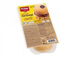 Schar gluténmentes hamburger