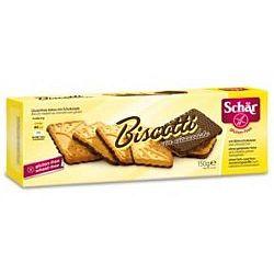 Schar gluténmentes keksz csokoládés biscotti, 150 g