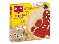 Schar gluténmentes pizzalap