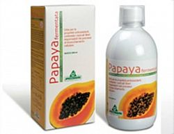 Specchiasol fermentált papaya koncentrátum, 500 ml