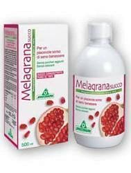 Specchiasol Melagrana 100%-os gránátalma ital, 500 ml