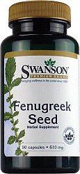 Swanson görögszéna mag 610 mg kapszula, 90 db