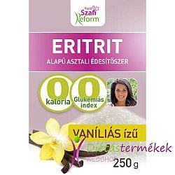 Szafi Reform Vaníliás ízű eritrit (eritritol), 250 g