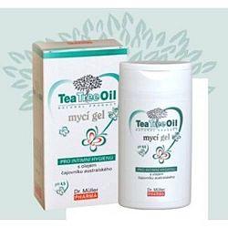 Tea Tree Oil teafa intim tisztálkodó gél, 200 ml