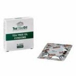 Tea Tree Oil teafa óvszer, 3 db