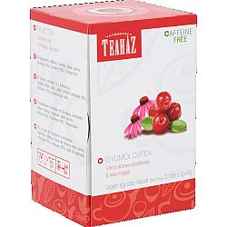 Teaház gyüm.tea vörösáfonya-kasvirág, 40 g