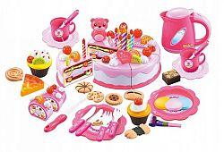Torta és kiegészítők