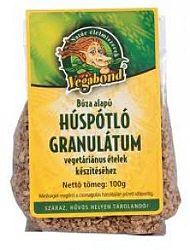 Vegabond Búza alapú húspótló granulátum, 100 g