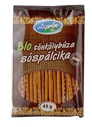 Vitaprim bio tönkölybúza sóspálcika, 45 g
