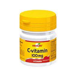 Walmark cseresznye ízű C-vitamin rágótabletta, 100 db