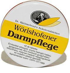Wörishofener Darmpflege tabletta, 42 db