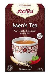 Yogi Bio Férfi tea, MEN'S TEA, 17 filter