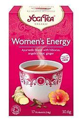 Yogi Bio Női energia tea, WOMEN'S ENERGY, 17 filter