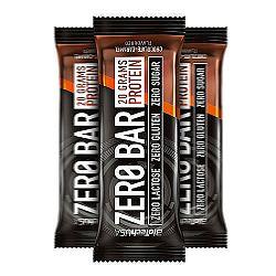 Zero Bar Fehérje szelet - Csokoládé-karamell, 50 g