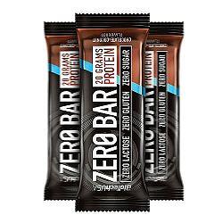 Zero Bar Fehérje szelet - Csokoládé-kókusz, 50 g