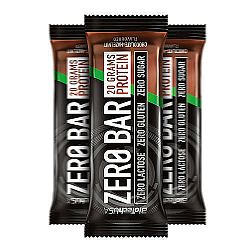 Zero Bar Fehérje szelet - Csokoládé-mogyoró, 50 g