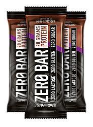 Zero Bar Fehérje szelet - Csokoládé-szilva, 50 g