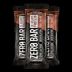 Zero Bar Fehérje szelet - Dupla csokoládé, 50 g