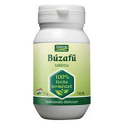 Zöldvér 100%-os búzafű tabletta, 150 db