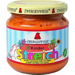Zwergenwiese Bio Szendvicskrém Gyerekeknek Almával édesítve 180 g