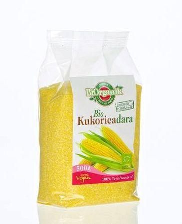 BiOrganik bio kukoricadara, 500 g