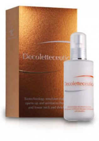 Decoletteceutical biotechnológiai emulzió a nyak, a dekoltázs és a kar feszesítésére, 125 ml