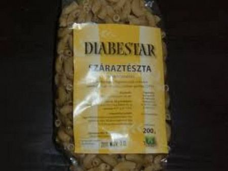 Diabestar diabetikus tészta, szarvacska 200 g