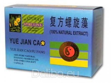 Dr. Chen Ligetszépeolaj kapszula tengeri algával, 60db
