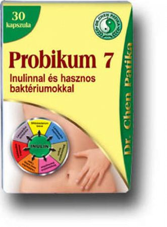 Dr. Chen Probikum 7 kapszula, 30 db