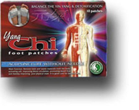 Dr. Chen Yang Chi méregtelenítő tapasz 10 db