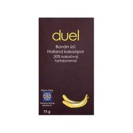 Duel holland kakaópor banános, 75 g