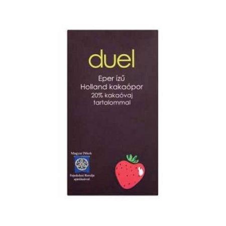 Duel holland kakaópor epres, 75 g